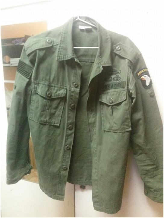 An Army Jacket